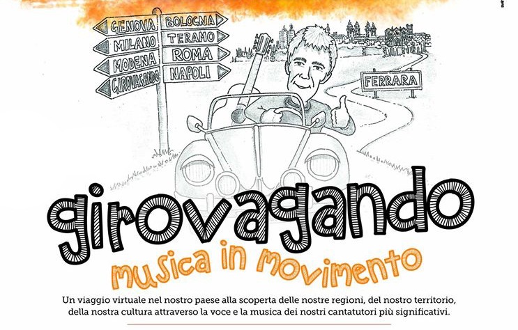 girovagando musica in movimento